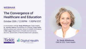 Webinar: The Convergence of Healthcare and Education